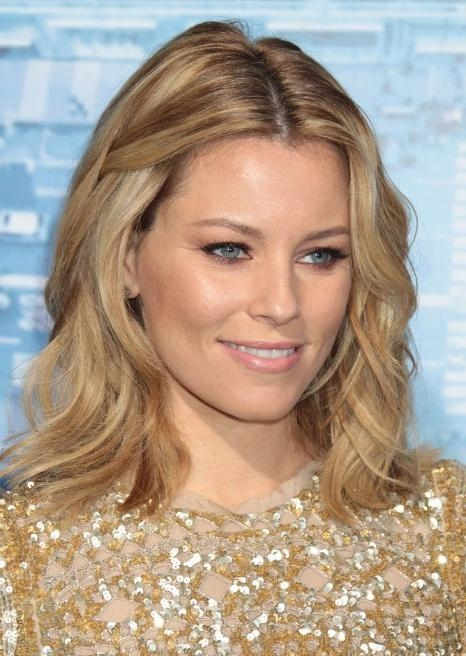 Favorite Elizabeth Banks Shoulder Length Bob Hairstyles Regarding Elizabeth Banks Shoulder Length Hairstyle – Hairstyles Weekly (View 4 of 15)