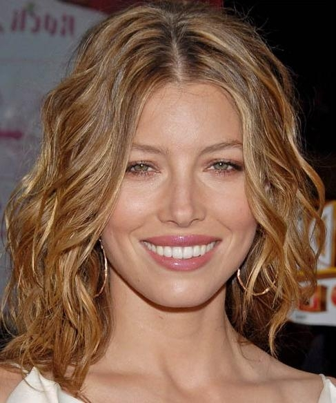 Favorite Jessica Biel Shoulder Length Bob Hairstyles In 22 Jessica Biel Hairstyles – Pretty Designs (View 6 of 15)