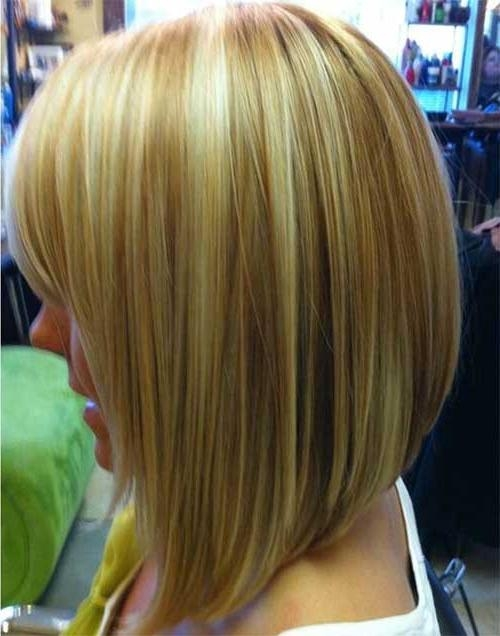 Favorite Layered Inverted Bob Haircut With Regard To 20+ Inverted Bob Haircuts (View 5 of 15)