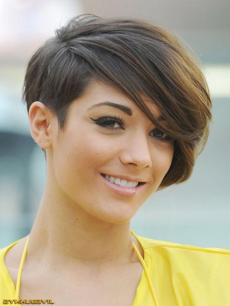 Frankie From The With Regard To Latest Frankie Sandford Cute Feather Pixie Bob Hairstyles (View 8 of 15)