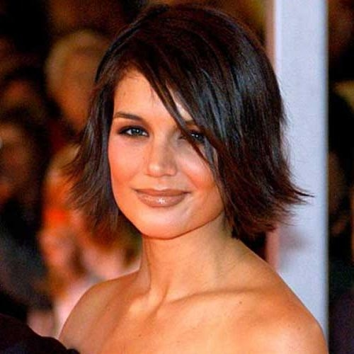 Good Katie Holmes Bob Haircuts (View 8 of 15)