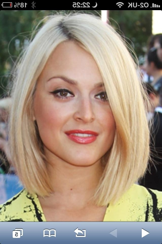 Hair, Fearne Cotton Intended For Well Known Fearne Cotton Shoulder Length Bob Hairstyles (View 12 of 15)