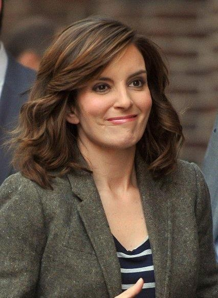 Hair, Hairstyles And Pertaining To Newest Tina Fey Shoulder Length Bob Hairstyles (View 7 of 15)