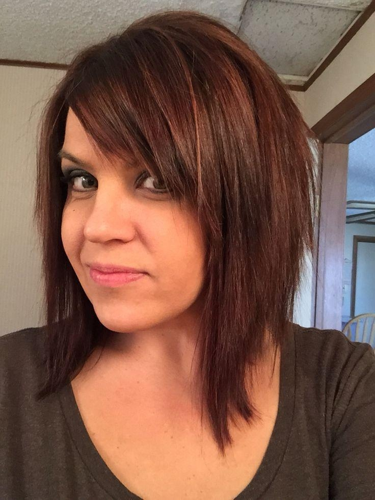 Hair With Pertaining To Preferred Medium Bob Hairstyles With Bangs (View 6 of 15)