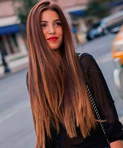 Hairstyles For Long Hair Regarding Super Long Hairstyles (View 12 of 15)