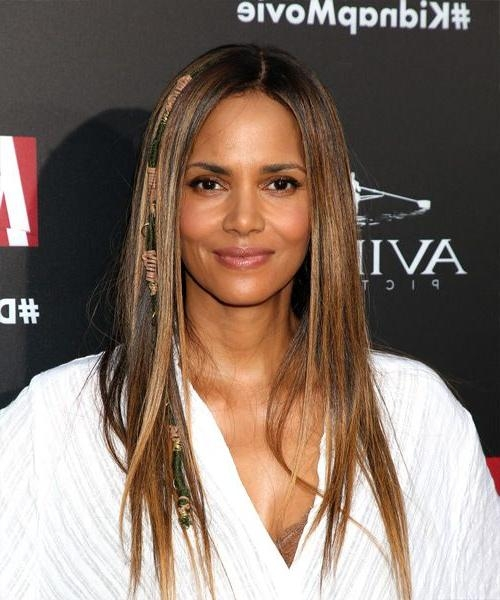 Halle Berry Hairstyles For 2017 | Celebrity Hairstyles With Regard To Halle Berry Long Hairstyles (View 8 of 15)