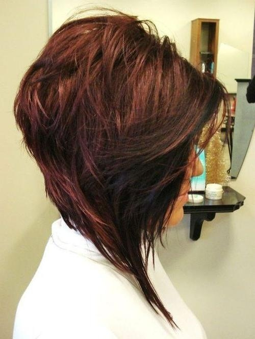 Incredible Inverted Bob Hairstyles 2016 – Digihairstyles In Well Liked Layered Inverted Bob Haircut (View 12 of 15)
