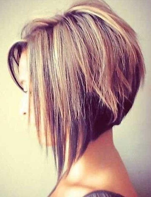 Inverted Bob Hairstyles For Fine Hair – Hairstyles Intended For Popular Short Inverted Bob Hairstyles For Fine Hair (View 5 of 15)