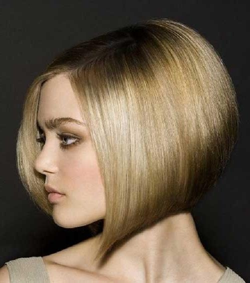 Featured Photo of Short Inverted Bob Hairstyles For Fine Hair