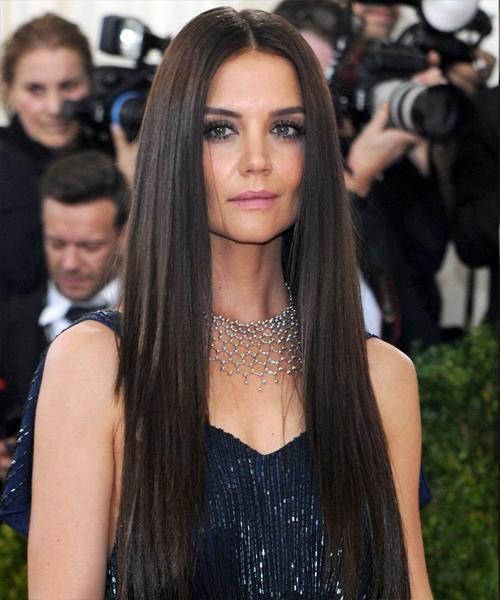 Katie Holmes Hairstyles For 2017 | Celebrity Hairstyles Throughout Katie Holmes Long Hairstyles (View 6 of 15)