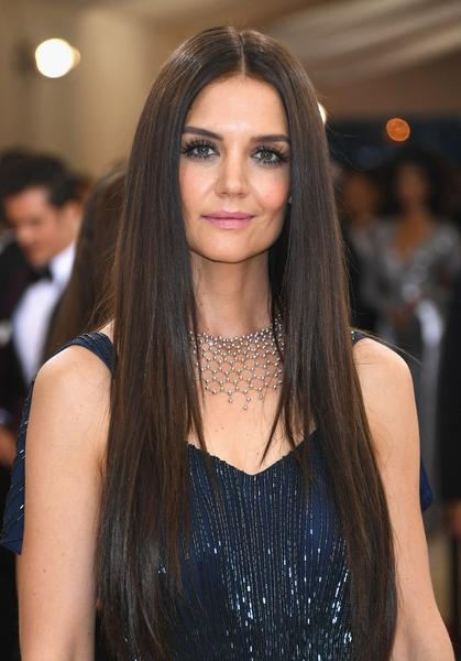 Katie Holmes Long Straight Cut – Long Hairstyles Lookbook Throughout Katie Holmes Long Hairstyles (Gallery 1 of 15)