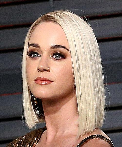 Katy Perry Hairstyles For (View 12 of 15)