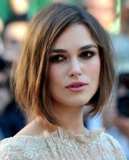 Keira Knightley Bob Haircut (View 7 of 15)