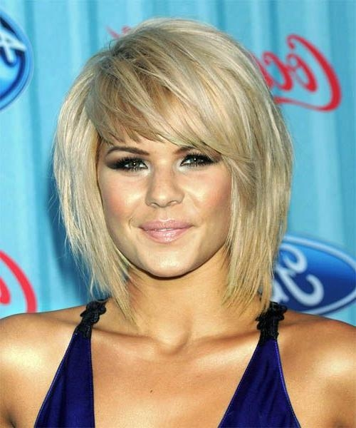 Kimberly Hair For Most Current Kimberly Caldwell Shoulder Length Bob Hairstyles (View 9 of 15)