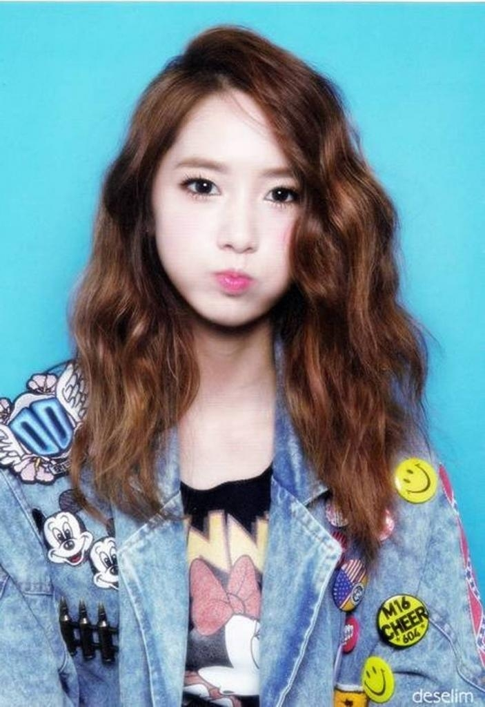 Korean Long Hairstyles Korean Hairstyles Long Easy Hairstyles For Korean Long Hairstyles (Gallery 15 of 15)