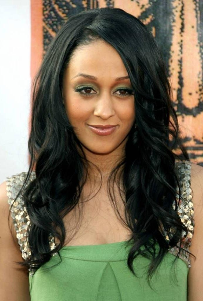 Latest Black American Long Hairstyles Intended For 682 Best Hairstyle Idea Images On Pinterest (View 8 of 15)