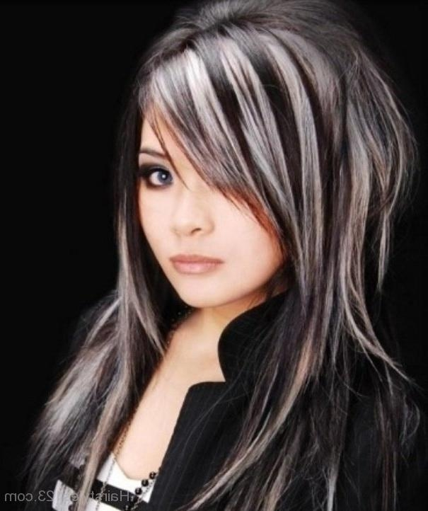 Latest Emo Long Hairstyles In Emo Hairstyles – Page  (View 9 of 15)