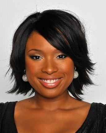 Latest Jennifer Hudson Bob Hairstyles In Jennifer Hudson Hair Style Bob – Vissa Studios (View 9 of 15)
