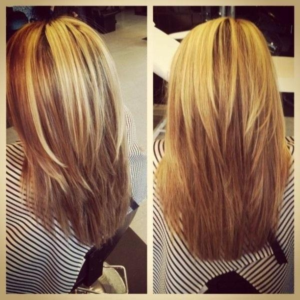 Latest Long Hairstyles Front And Back View Regarding 20 Best Let Your Hair Down Images On Pinterest (View 8 of 15)
