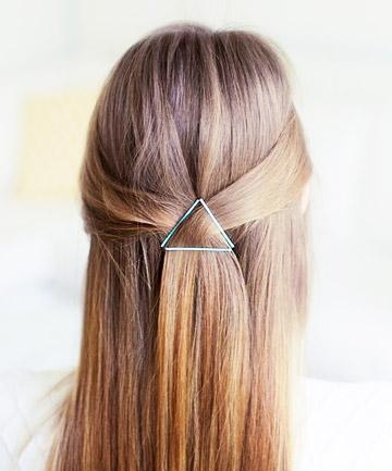 Latest Long Hairstyles With Bobby Pins Throughout 12 Easy Bobby Pin Hairstyles To Up Your Hair Game (View 7 of 15)