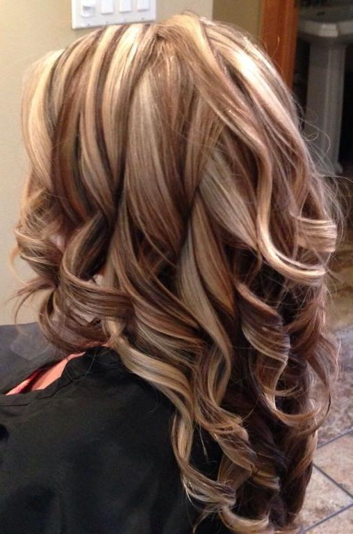 Latest Long Hairstyles With Highlights And Lowlights Regarding Best 25+ Hair Highlights And Lowlights Ideas On Pinterest (View 4 of 15)