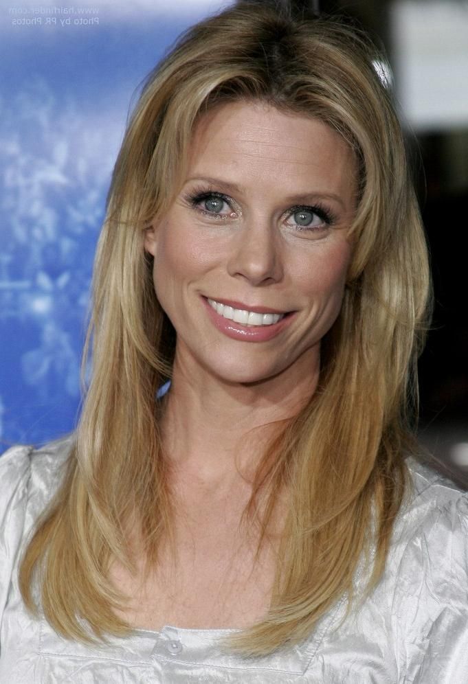 Latest Long Hairstyles With Low Maintenance In Cheryl Hines | Easy To Style And Low Maintenance Youthful Look For (View 3 of 15)