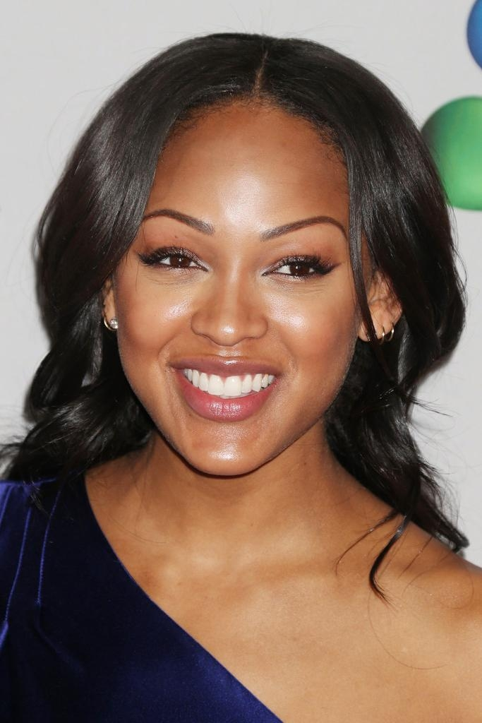 Latest Meagan Good Long Hairstyles Intended For More Pics Of Meagan Good Long Curls (1 Of 15) – Meagan Good (View 8 of 15)