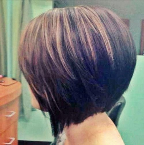 Latest Medium Hairstyles In 2017 – Bobs – 10+ Pictures Of Angeled Intended For 2018 Medium Angled Bob Hairstyles (View 8 of 15)