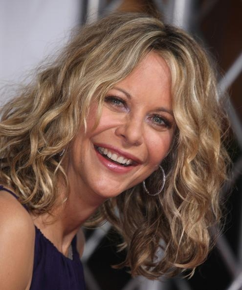 Latest Meg Ryan Long Hairstyles With Regard To Meg Ryan Long Hair – Meg Ryan Hairstyle – Zimbio (View 8 of 15)