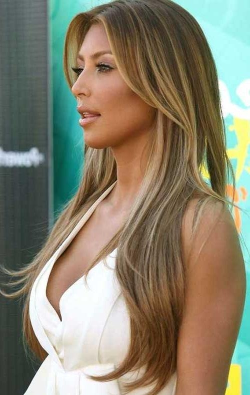 Latest Modern Long Hairstyles Within 15 Modern Haircuts For Long Hair | Long Hairstyles 2016 –  (View 5 of 15)