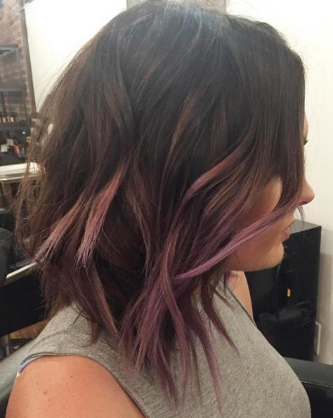 Layered Angled Bob Haircut – Popular Haircuts Intended For Current Layered Inverted Bob Haircut (View 6 of 15)