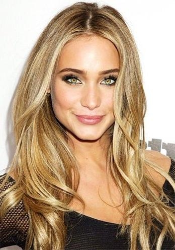 Long Blonde Hairstyles That Make You Look 10 Years Younger With Blonde Long Hairstyles (View 13 of 15)
