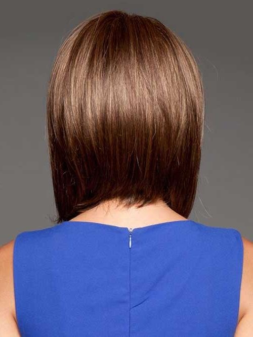 Long Bob Hairstyle Plus Layers Also Back View Cut – Bobs – 15 Long Regarding Favorite Long Bob Hairstyles Back View (View 3 of 15)