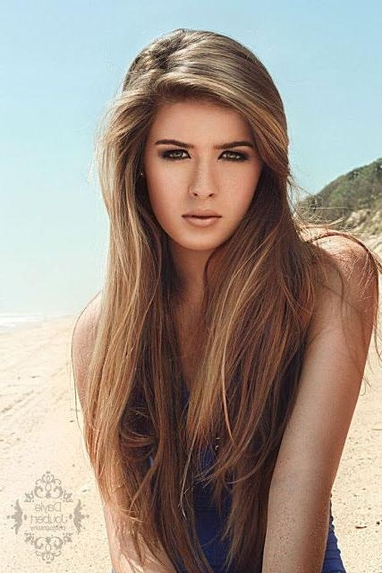 Long Hairstyles For Women | Long Blonde Waist Length Hair Http Throughout Womens Long Hairstyles (Gallery 15 of 15)