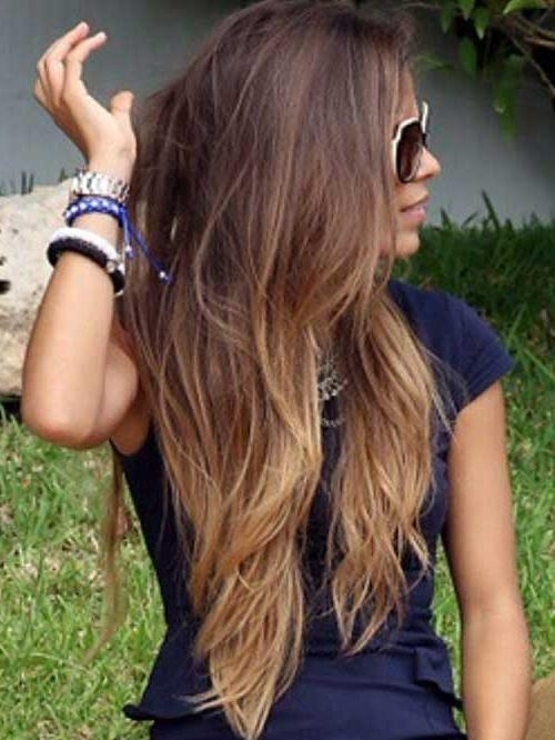 Long Ombre Hairstyles – Hairstyles Throughout Ombre Long Hairstyles (View 11 of 15)