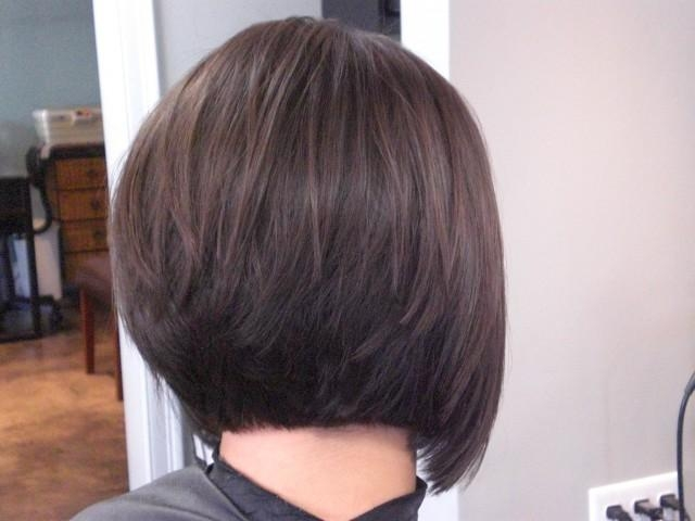 Medium Hair Styles Ideas – 20624 For Most Current Inverted Bob Haircut Back View (View 4 of 15)