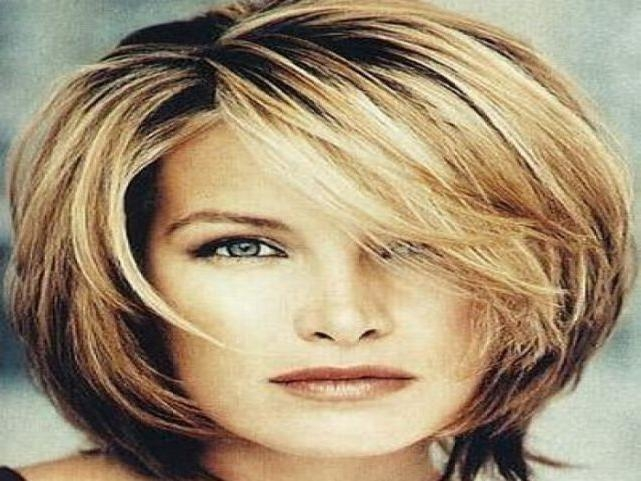 Medium Hair Styles Within Recent Medium Layered Bob Hairstyles (View 10 of 15)