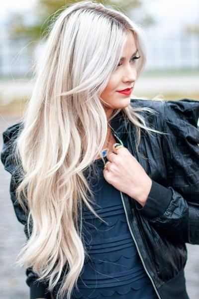 Most Current Blonde Long Haircuts In Best 25+ Long Blonde Haircuts Ideas On Pinterest | Blonde Long (View 9 of 15)