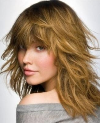 Most Current Choppy Layered Long Haircuts Regarding 6 Head Turner Long Layered Hairstyles For Women | Hairstylescut (View 8 of 15)