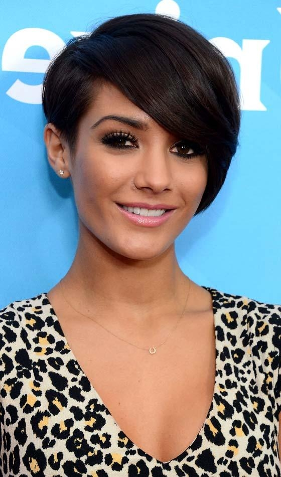 Most Current Frankie Sandford Cute Feather Pixie Bob Hairstyles Pertaining To 19 Most Popular Bob Hairstyles In 2015 (Gallery 2 of 15)