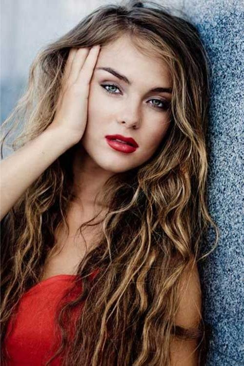 Most Current Long Hairstyles For Women Over 30 For 30+ Hairstyles Women Over 40 | Long Hairstyles 2016 –  (View 8 of 15)