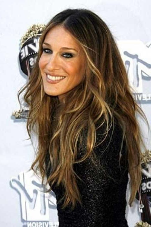Most Current Long Hairstyles For Women Over 30 Inside 30 Long Hairstyles For Women Over 40 | Long Hairstyles 2016 –  (View 9 of 15)