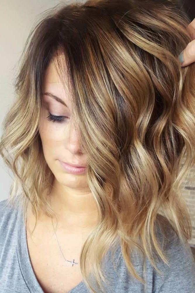 Most Current Long Hairstyles With Highlights And Lowlights Pertaining To Best 25+ Hair Highlights And Lowlights Ideas On Pinterest (View 7 of 15)