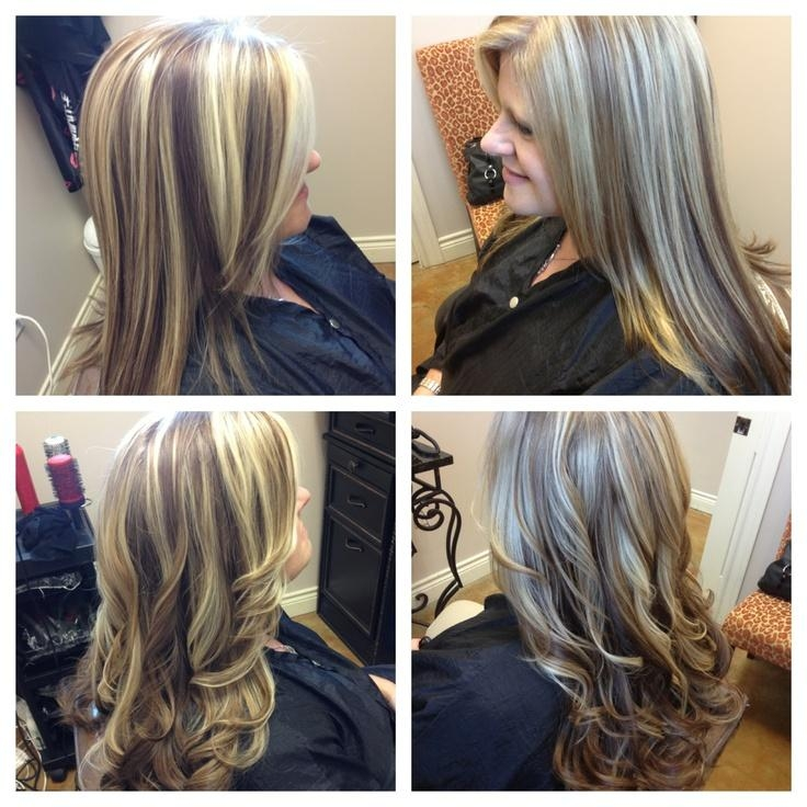 Most Current Long Hairstyles With Layers And Highlights With Regard To 66 Best Haircut & Color Images On Pinterest | Haircuts, Highlights (View 5 of 15)