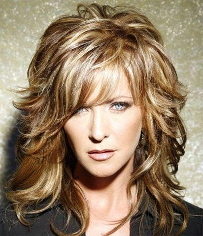 Most Current Modern Long Hairstyles In Long Shaggy Haircuts For 2014 | Shaq And Wavy Hairstyles Long (View 6 of 15)