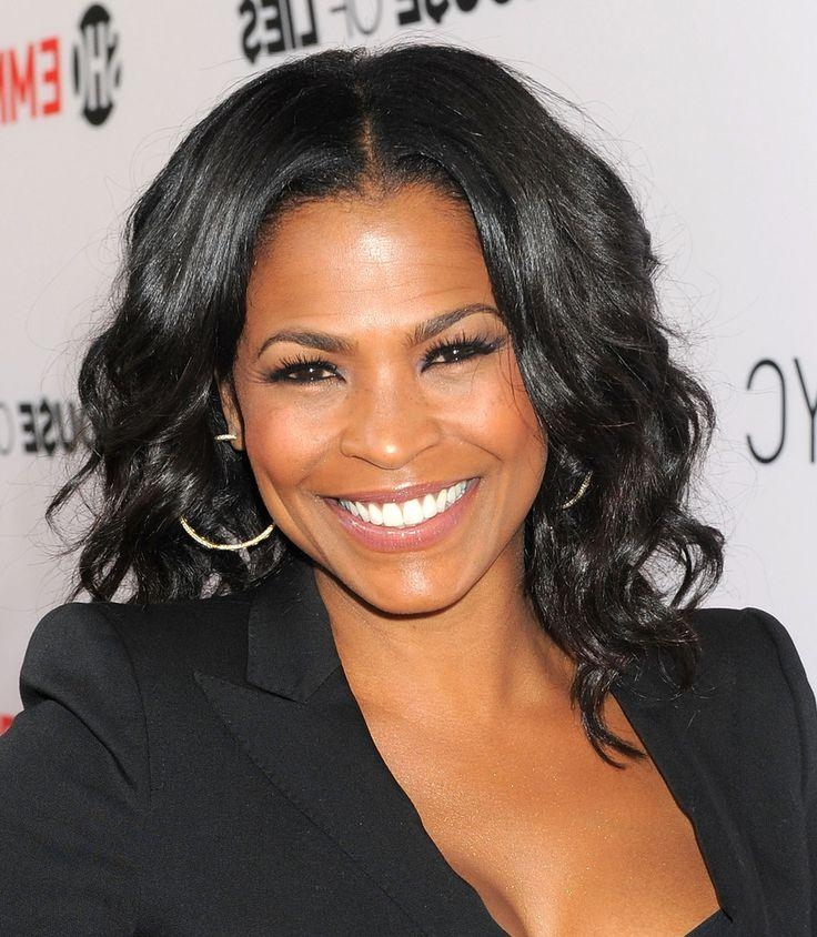 Most Current Nia Long Hairstyles Throughout Best 25+ Nia Long Ideas On Pinterest | Long Short Hair, Sanaa (View 13 of 15)