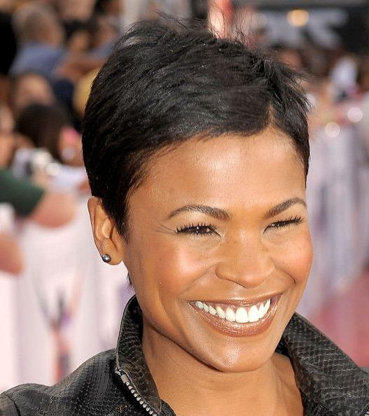 Most Current Nia Long Hairstyles Within Best 25+ Nia Long Ideas On Pinterest | Long Short Hair, Sanaa (View 11 of 15)