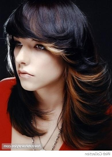 Most Current Two Tone Long Hairstyles With Regard To Long Two Tone Hair Style (View 8 of 15)