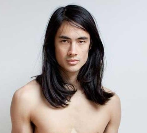Most Popular Chinese Long Haircuts For 15 Best Chinese Men Hairstyles | Mens Hairstyles  (View 10 of 15)