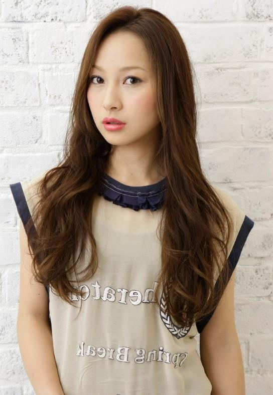 Most Popular Japanese Long Haircuts Inside Long Japanese Hairstyle 2012 – Hairstyles Weekly (View 5 of 15)